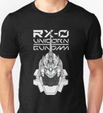 RX0 unicorn gundam T-Shirt