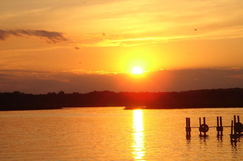 Antioch Sunset by brattigrl