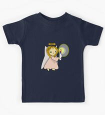 Celiah gardian angel and guide (never alone collection) Kids Clothes