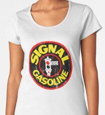 Signal Gasoline Women's Premium T-Shirt