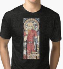 VIII - THE STRENGTH (ZeMiaL) T-shirt chiné