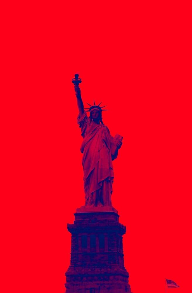 Statue of Liberty by Lollo182