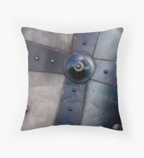 Polished to bedazzle. Throw Pillow