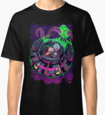 Rick and Morty Space Adventure Classic T-Shirt