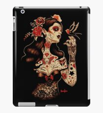 Day of the Dead Art, Day of the Dead Picture ,Dia De Los Muertos iPad Case/Skin