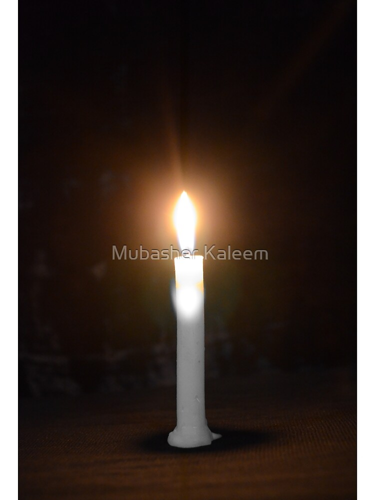 Candle Light by mubesher