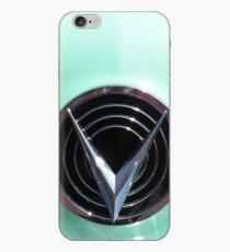 Retro chrome Buick V radiant decoration iPhone Case