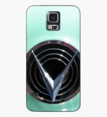 Retro chrome Buick V radiant decoration Case/Skin for Samsung Galaxy