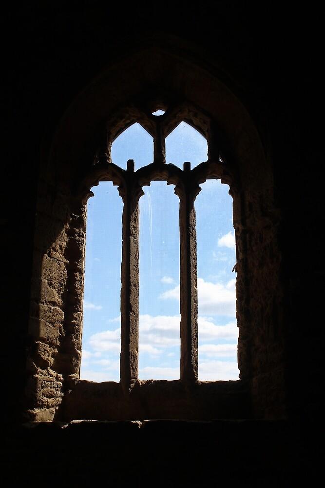 Church window by Megan Howdle