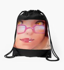 "SUDOKU PASSION | ""Milla - close-up"" - original merchandise Drawstring Bag"