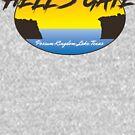 Hell's Gate II by [original geek*] clothing