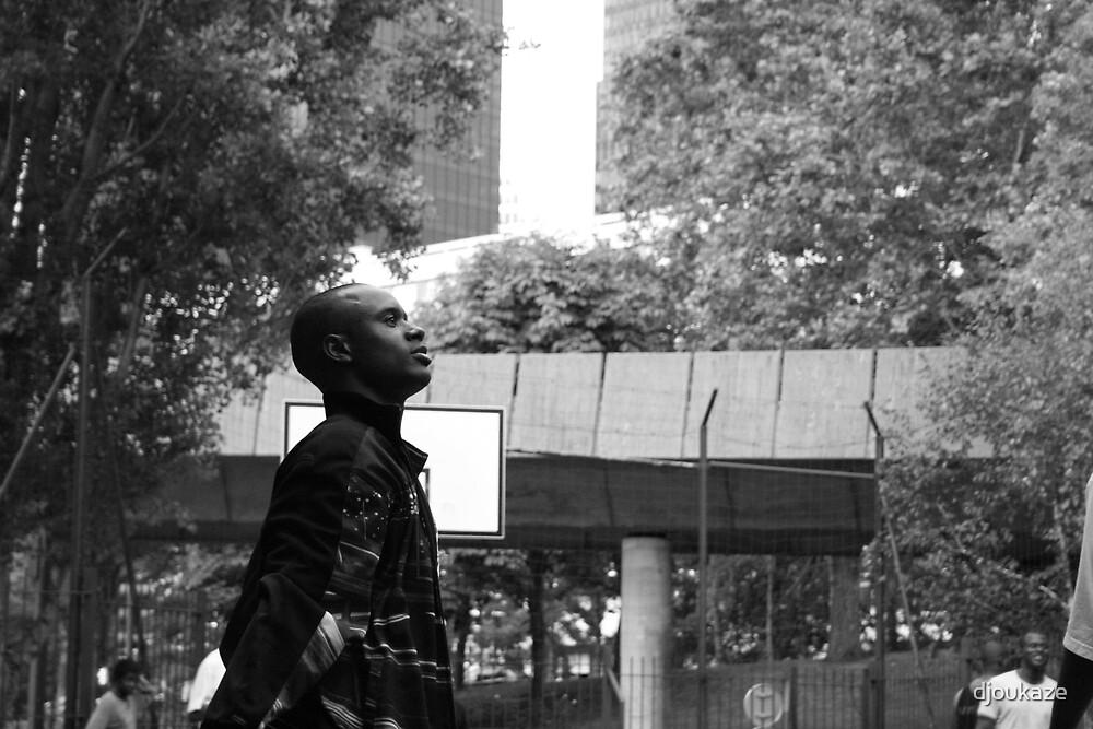 sky's the limit by djoukaze