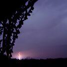 Lightning in the Distance by brattigrl