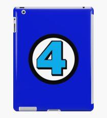 FANTASTIC FOUR #1 iPad Case/Skin