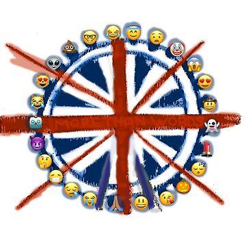 London Eye Emoji by anatolkin