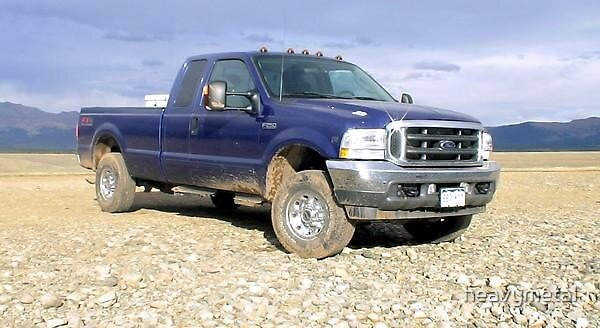 built ford dirty??? by heavymetal