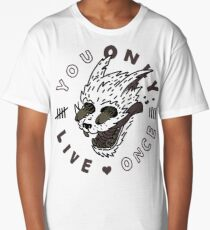 YOLO You Only Live Once Long T-Shirt