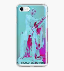 Meaningful iPhone Case/Skin