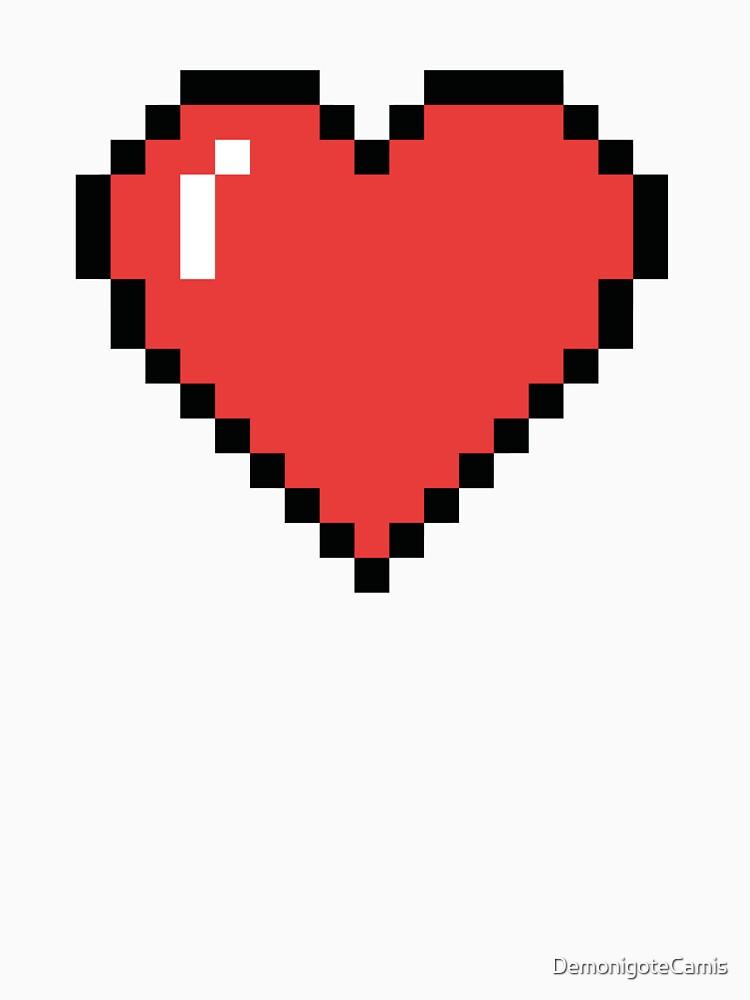 Heart by DemonigoteCamis