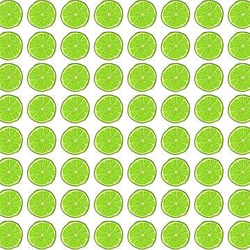 lemon pattern by kasimi