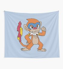 Monferno Wall Tapestry