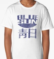 Blue Sun Vintage Style Shirt (Firefly/Serenity) Long T-Shirt