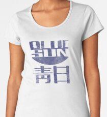 Blue Sun Vintage Style Shirt (Firefly/Serenity) Women's Premium T-Shirt