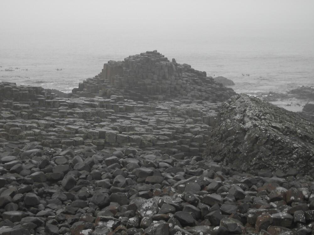 Gods Giant Causeway  by maddieanne