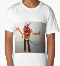 Animal Long T-Shirt