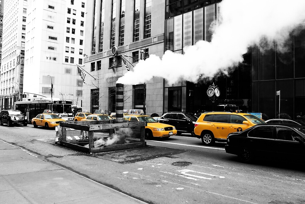 Yellow Cab by Lollo182
