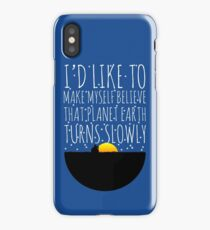 OWL CITY FIREFLIES QUOTE iPhone Case/Skin