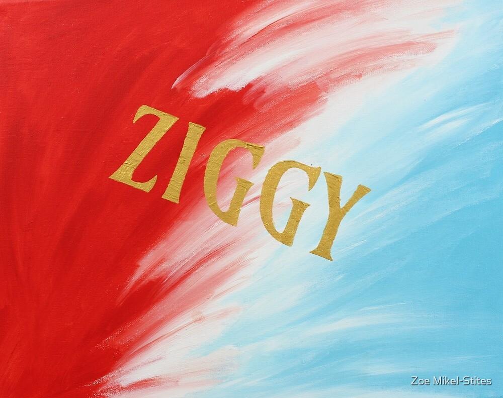Ziggy by Zoe Mikel-Stites