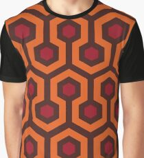 Overlook Hotel Carpet (The Shining)  Graphic T-Shirt