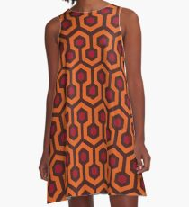 Overlook Hotel Carpet (The Shining)  A-Line Dress