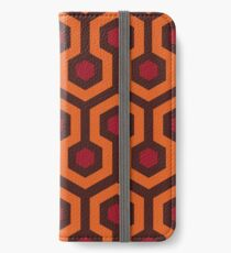 Overlook Hotel Carpet (The Shining)  iPhone Wallet/Case/Skin