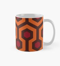 Overlook Hotel Carpet (The Shining)  Mug