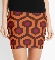 Overlook Hotel Carpet (The Shining)  Mini Skirt