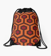 Overlook Hotel Carpet (The Shining)  Drawstring Bag