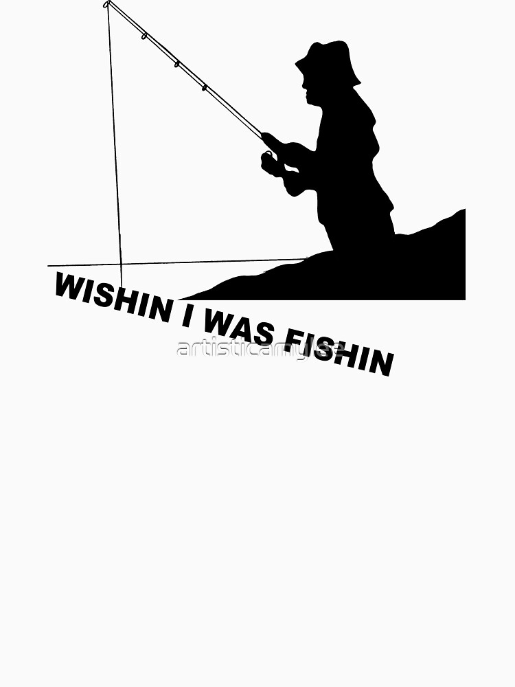 Wishin i was Fishin by artisticamylee