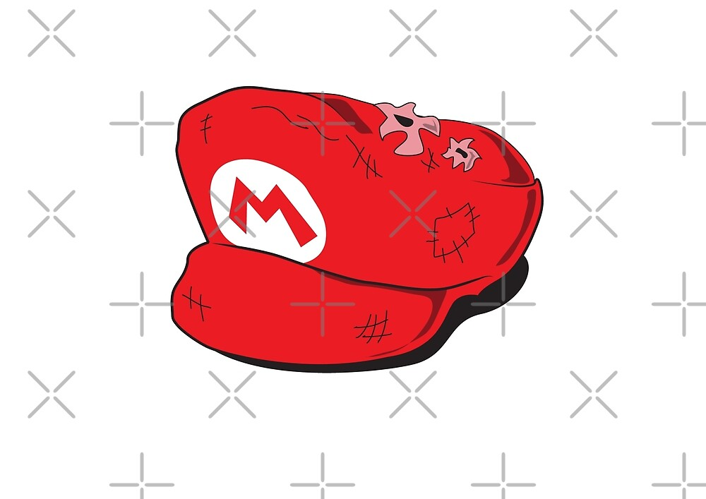 Mario's hat by Aefe