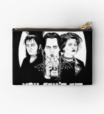 You can't sit with us. Studio Pouch