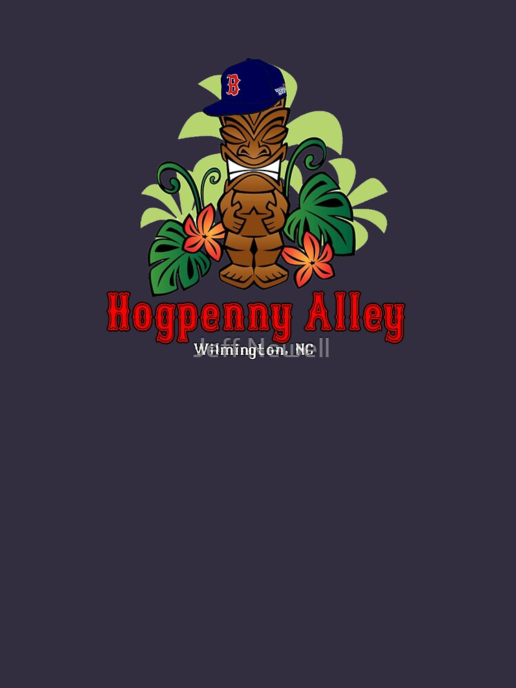 Hogpenny Alley by jeffnewell
