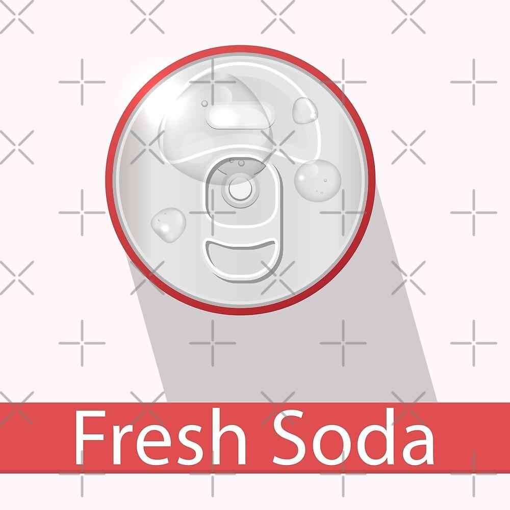 Fresh soda by archiba