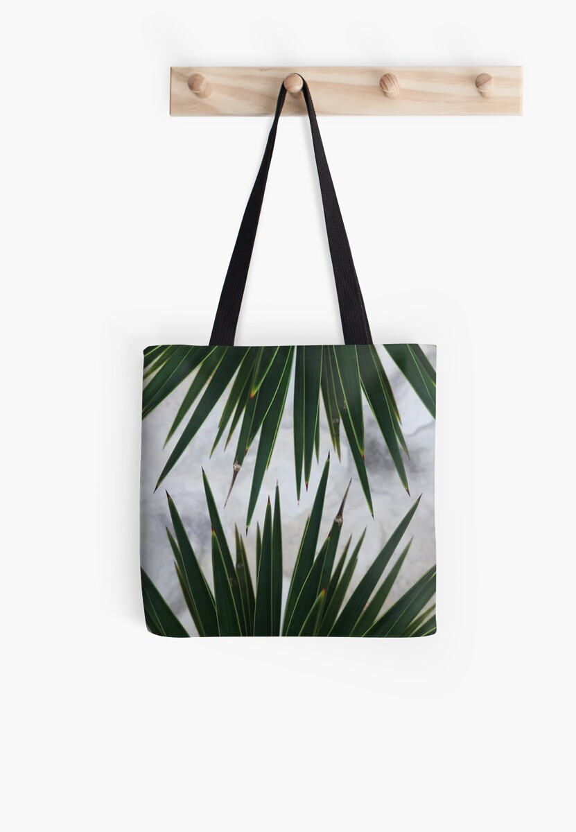 Palm leaves by benbdprod