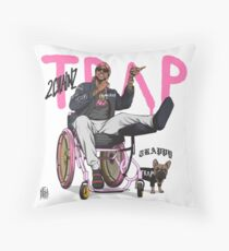 2Chainz Throw Pillow