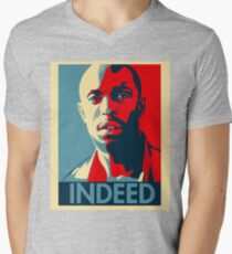 The Wire Men's V-Neck T-Shirt