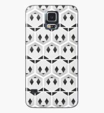 Panda honeycomb Case/Skin for Samsung Galaxy