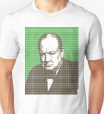 Churchill - Green T-Shirt