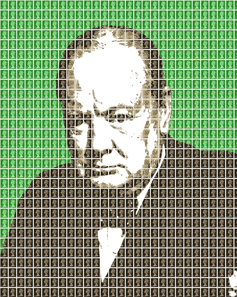 Churchill - Green by Gary Hogben
