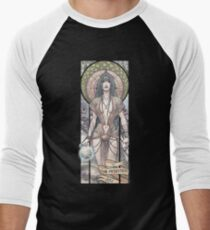II - THE PRIESTESS (ZeMiaL) T-shirt baseball manches ¾